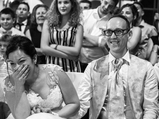 Il matrimonio di Mattia e Alexia a Busseto, Parma 63
