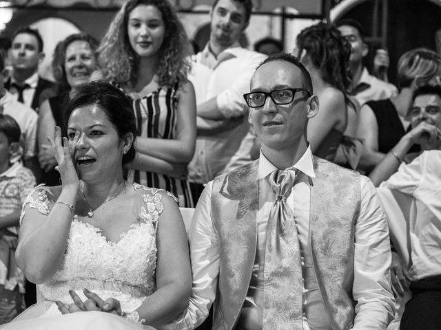 Il matrimonio di Mattia e Alexia a Busseto, Parma 64