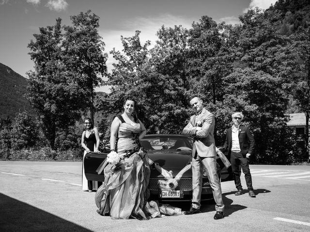 Il matrimonio di Christian e Stefania a Limone Piemonte, Cuneo 4