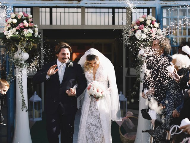 Il matrimonio di Ivano e Sabrina a Napoli, Napoli 7