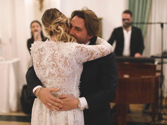 le nozze di Sabrina e Ivano