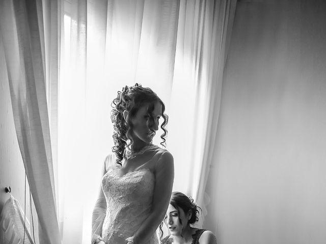 Il matrimonio di Francisc e Dalia a Carpi, Modena 8