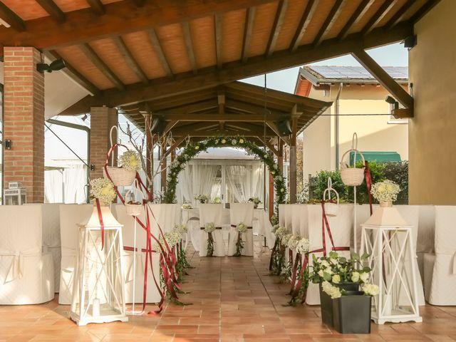 Il matrimonio di Francisc e Dalia a Carpi, Modena 13
