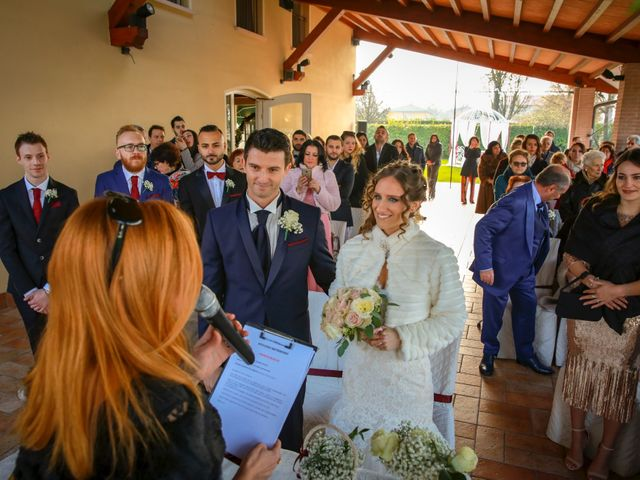 Il matrimonio di Francisc e Dalia a Carpi, Modena 15