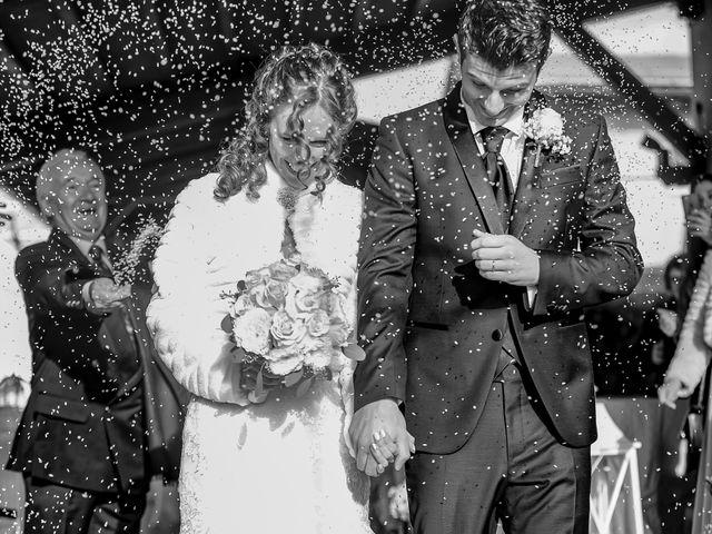 Il matrimonio di Francisc e Dalia a Carpi, Modena 17