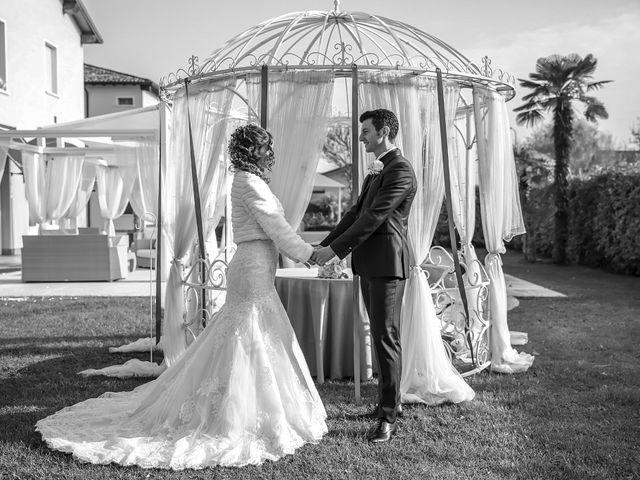 Il matrimonio di Francisc e Dalia a Carpi, Modena 18