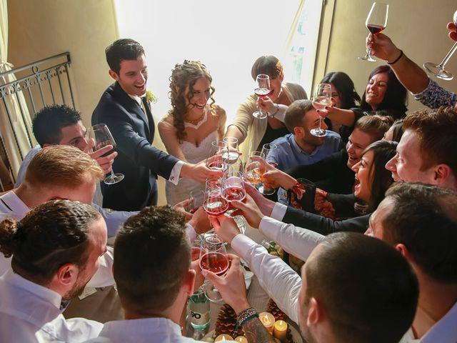 Il matrimonio di Francisc e Dalia a Carpi, Modena 20