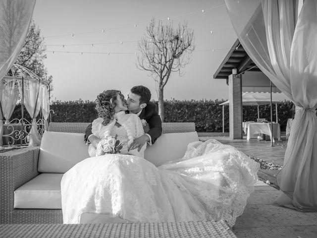 Il matrimonio di Francisc e Dalia a Carpi, Modena 2
