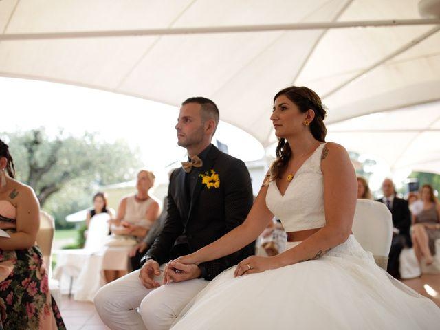Il matrimonio di Simone e Veronica a Latina, Latina 5