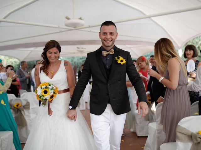Il matrimonio di Simone e Veronica a Latina, Latina 7