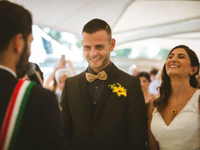 Il matrimonio di Simone e Veronica a Latina, Latina 12