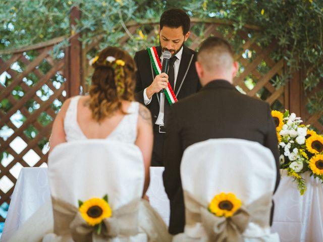 Il matrimonio di Simone e Veronica a Latina, Latina 22