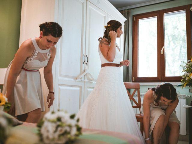 Il matrimonio di Simone e Veronica a Latina, Latina 33