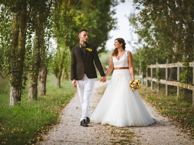 Il matrimonio di Simone e Veronica a Latina, Latina 63