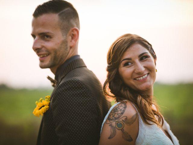 Il matrimonio di Simone e Veronica a Latina, Latina 65