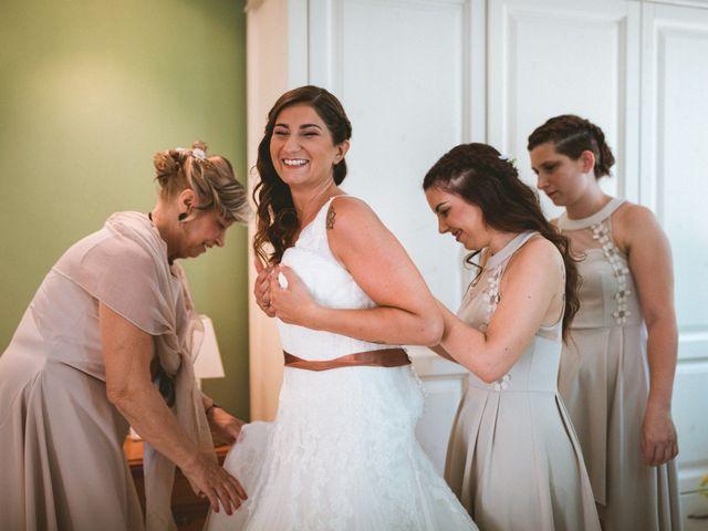 Il matrimonio di Simone e Veronica a Latina, Latina 71