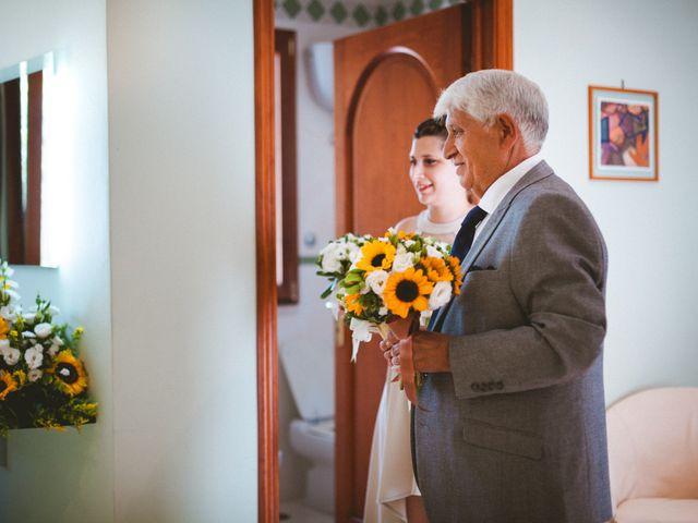 Il matrimonio di Simone e Veronica a Latina, Latina 77