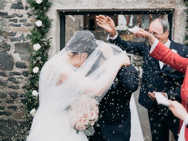 Le nozze di Claudia e Gabriele