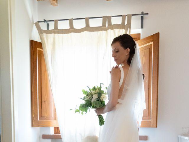 Il matrimonio di Edemondo e Lucija a Castelnuovo di Farfa, Rieti 6