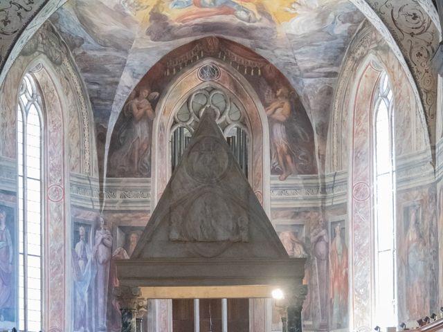 Il matrimonio di Edemondo e Lucija a Castelnuovo di Farfa, Rieti 7
