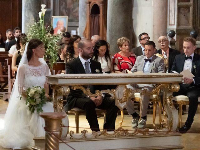 Il matrimonio di Edemondo e Lucija a Castelnuovo di Farfa, Rieti 1