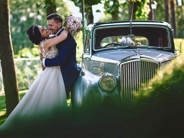 Le nozze di Cristina e Adrian