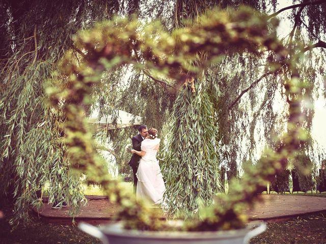 le nozze di Fabiana e Roberto