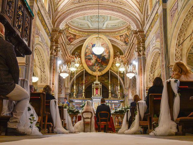 Il matrimonio di Andrea e Elisa a Coazze, Torino 8