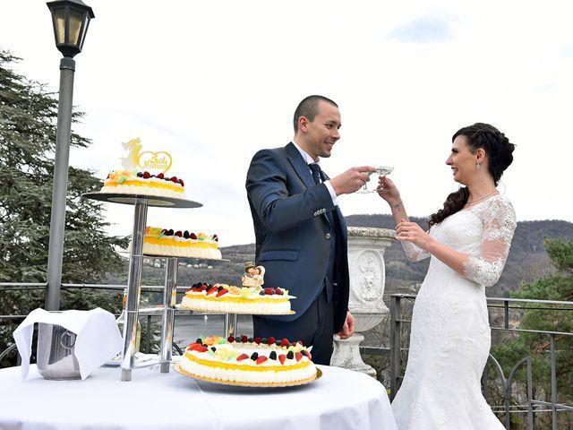 Il matrimonio di Andrea e Elisa a Coazze, Torino 11