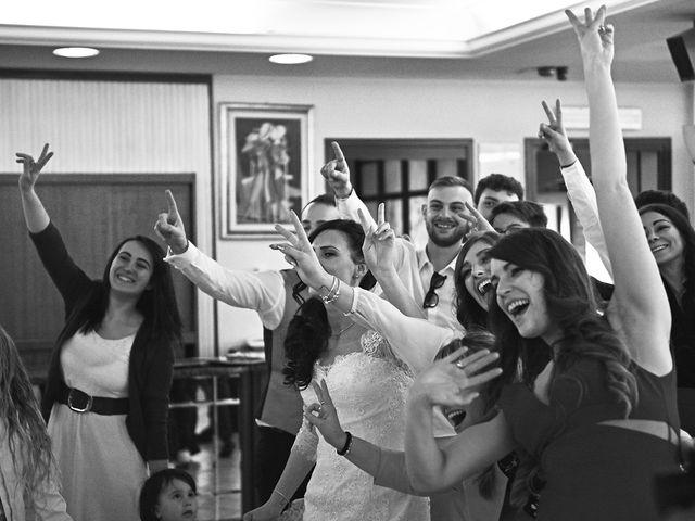 Il matrimonio di Andrea e Elisa a Coazze, Torino 16