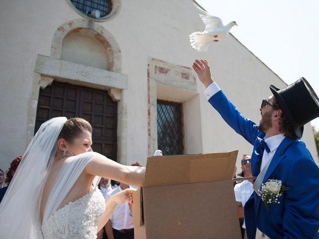 Il matrimonio di Ermanno e Elisa a Colognola ai Colli, Verona 22