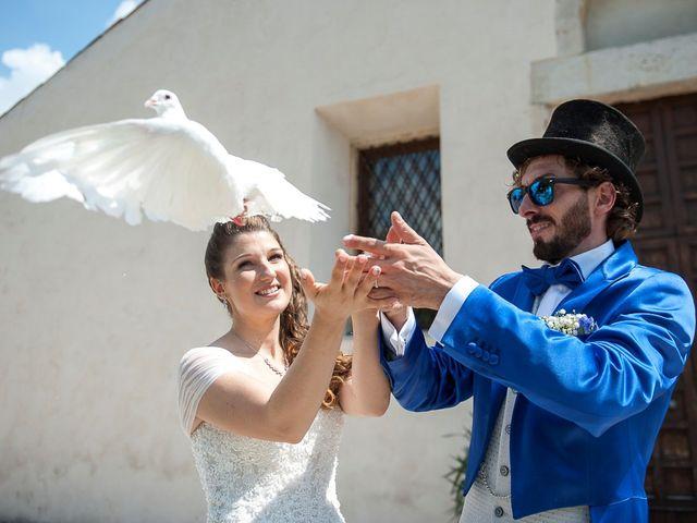 Il matrimonio di Ermanno e Elisa a Colognola ai Colli, Verona 1