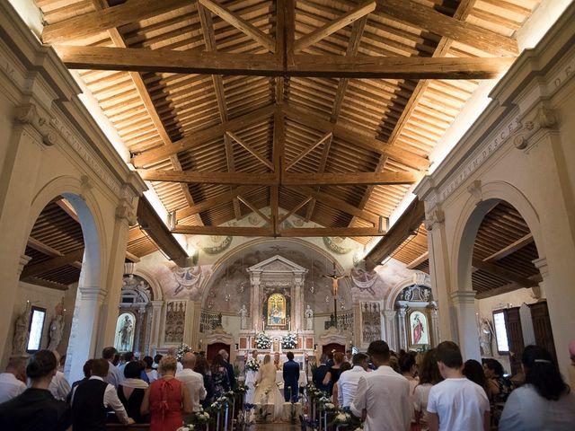 Il matrimonio di Ermanno e Elisa a Colognola ai Colli, Verona 15