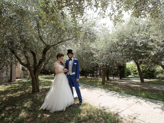 Il matrimonio di Ermanno e Elisa a Colognola ai Colli, Verona 25