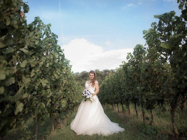 Il matrimonio di Ermanno e Elisa a Colognola ai Colli, Verona 23
