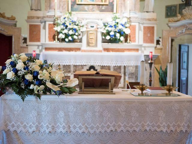Il matrimonio di Ermanno e Elisa a Colognola ai Colli, Verona 14