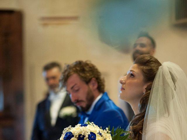 Il matrimonio di Ermanno e Elisa a Colognola ai Colli, Verona 20