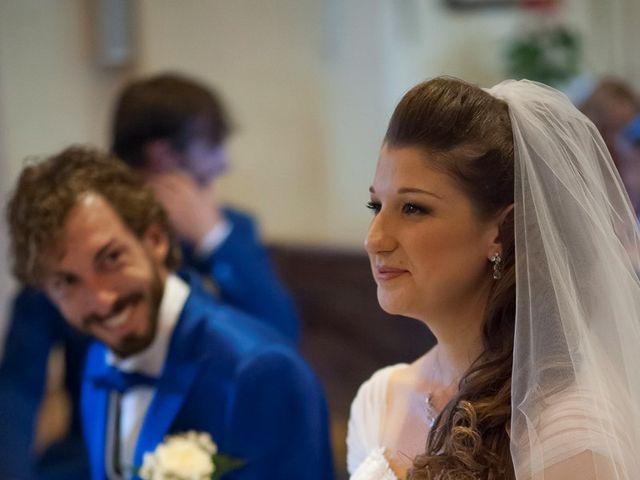 Il matrimonio di Ermanno e Elisa a Colognola ai Colli, Verona 17