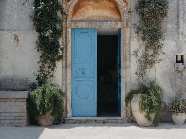 Il matrimonio di Marty e Julia a Palazzolo Acreide, Siracusa 3