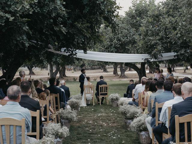 Le nozze di Julia e Marty