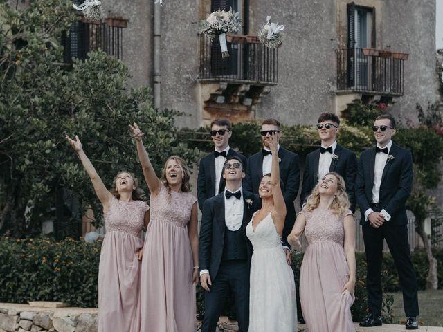 Il matrimonio di Marty e Julia a Palazzolo Acreide, Siracusa 77