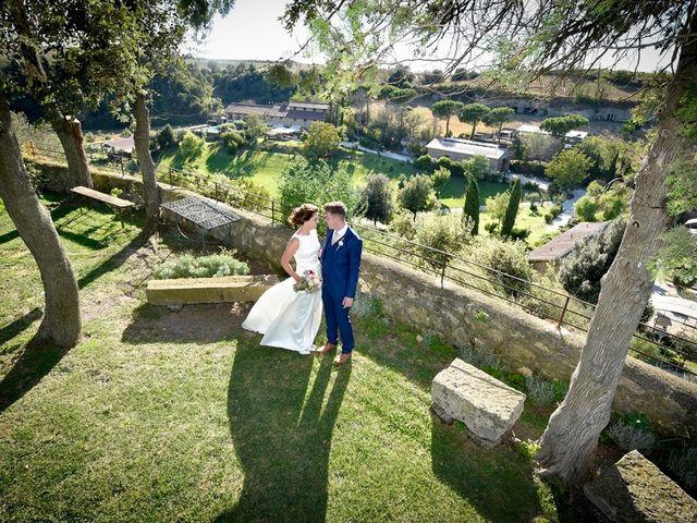Le nozze di Geraldine e Michael