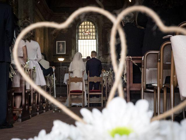 Il matrimonio di Davide e Rita a Buccinasco, Milano 1
