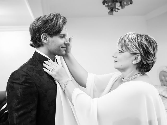 Il matrimonio di Jlenia e Carlo Valerio a Roma, Roma 8