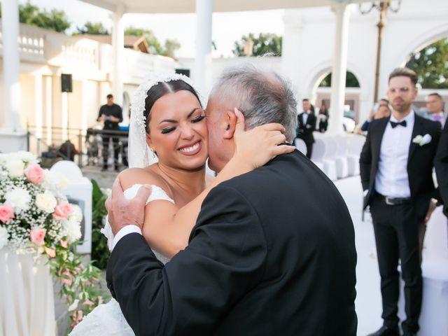 Il matrimonio di Jlenia e Carlo Valerio a Roma, Roma 14
