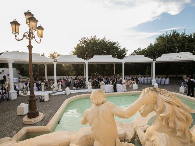 Il matrimonio di Jlenia e Carlo Valerio a Roma, Roma 16