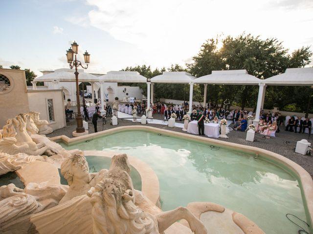 Il matrimonio di Jlenia e Carlo Valerio a Roma, Roma 17