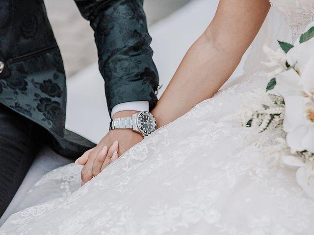 Il matrimonio di Jlenia e Carlo Valerio a Roma, Roma 18