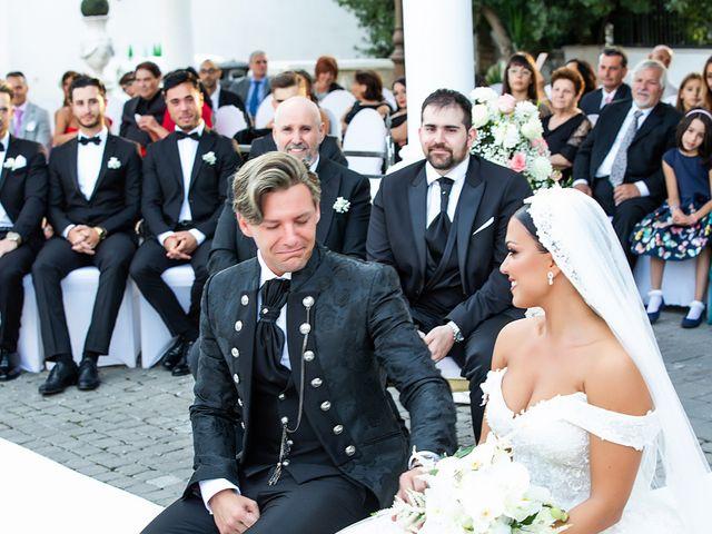 Il matrimonio di Jlenia e Carlo Valerio a Roma, Roma 19
