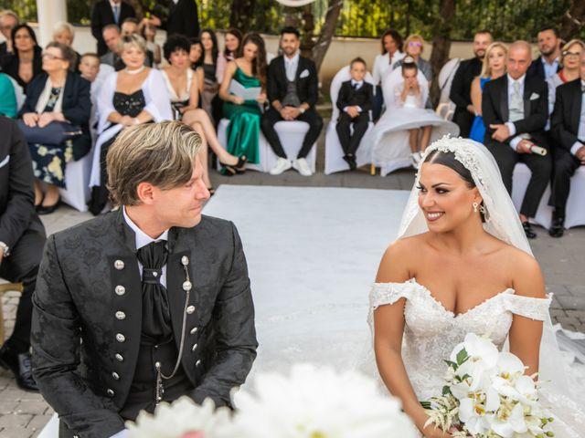 Il matrimonio di Jlenia e Carlo Valerio a Roma, Roma 20